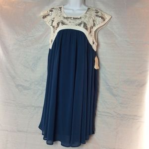 Altar'd State Baby Doll Style Dress
